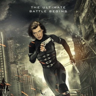 Poster of Screen Gems' Resident Evil: Retribution (2012) - re-retribution-pstr09