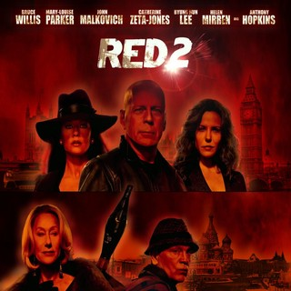 Poster of Summit Entertainment's Red 2 (2013) - red-2-poster10