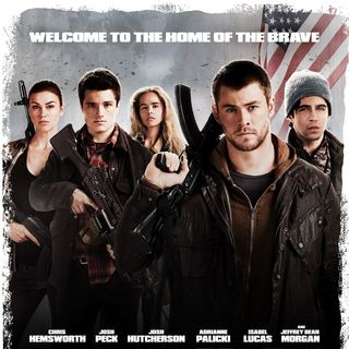 Poster of FilmDistrict's Red Dawn (2012) - red-dawn-poster02