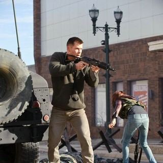 Chris Hemsworth stars as Jed Eckert in FilmDistrict's Red Dawn (2012)