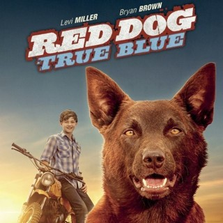 Poster of Lionsgate Films' Red Dog: True Blue (2018)