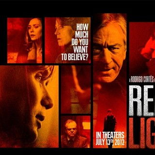 Poster of Millennium Entertainment's Red Lights (2012)