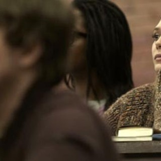 Elizabeth Olsen stars as Sally Owen in Millennium Entertainment's Red Lights (2012)