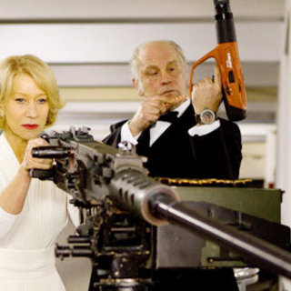 Helen Mirren stars as Victoria and John Malkovich stars as Marvin Boggs in Summit Entertainment's Red (2010) - red16