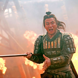 Hu Jun stars as Zhao Yun in Magnolia Pictures' Red Cliff (2009)