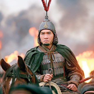 Tony Leung stars as Zhou Yu in Magnolia Pictures' Red Cliff (2009)