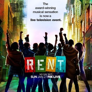 Poster of FOX's Rent (2019)