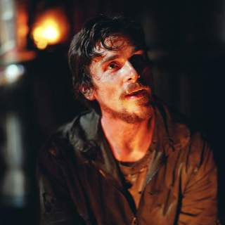 Christian Bale as Dieter in MGM's Rescue Dawn (2007)