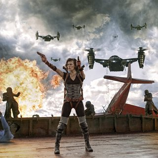 Resident Evil: Retribution Picture 2