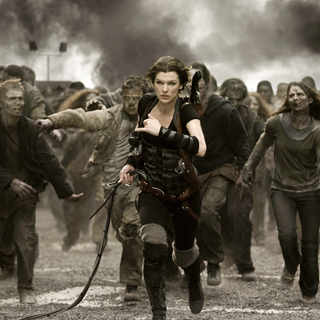 Milla Jovovich stars as Alice in Screen Gems' Resident Evil: Afterlife (2010)