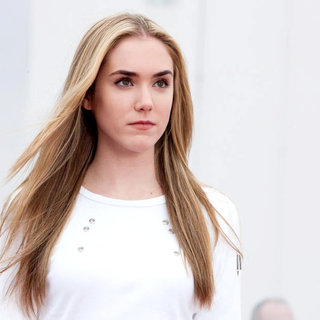 Spencer Locke starsas K-Mart in Screen Gems' Resident Evil: Afterlife (2010)
