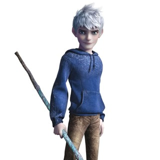 Jack Frost in DreamWorks Animation' Rise of the Guardians (2012)
