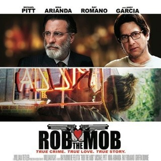 Poster of Millennium Entertainment's Rob the Mob (2014)