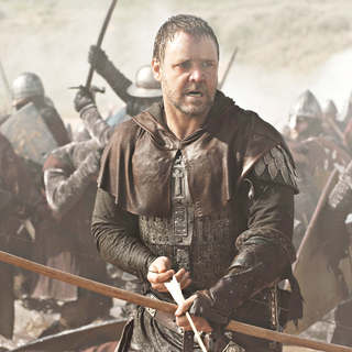 Robin Hood - Russell Crowe stars as Robin Hood in Universal Pictures' Robin Hood (2010)