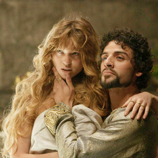 Robin Hood - Lea Seydoux stars as Isabella of Angouleme and Oscar Isaac stars as Prince John in Universal Pictures' Robin Hood (2010)