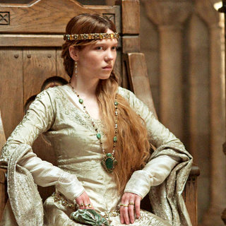 Robin Hood - Lea Seydoux stars as Isabella of Angouleme in Universal Pictures' Robin Hood (2010)