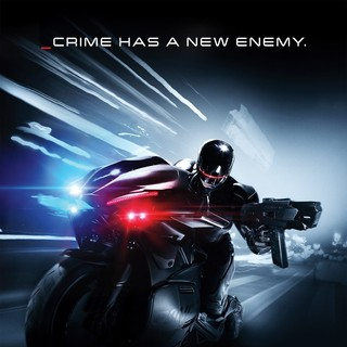 Poster of Columbia Pictures' RoboCop (2014)