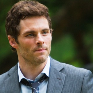 James Marsden stars as Hunter in Samuel Goldwyn Films' Robot and Frank (2012)