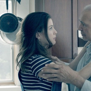 Liv Tyler stars as Madison and Frank Langella stars as Frank in Samuel Goldwyn Films' Robot and Frank (2012)