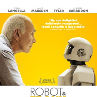 Poster of Samuel Goldwyn Films' Robot and Frank (2012)