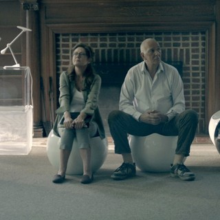 Susan Sarandon stars as Jennifer and Frank Langella stars as Frank in Samuel Goldwyn Films' Robot and Frank (2012)