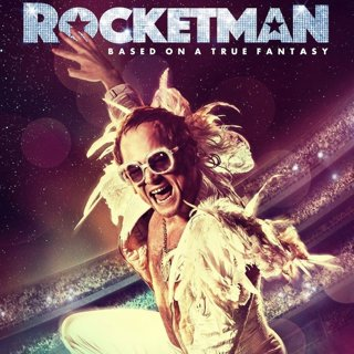 Poster of Paramount Pictures' Rocketman (2019)