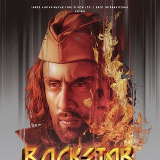 Poster of Eros Entertainment's Rockstar (2011)