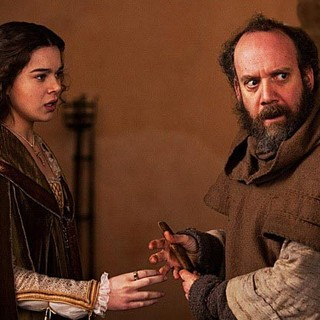 Paul Giamatti stars as Friar Laurence in Amber Entertainment's Romeo and Juliet (2013)