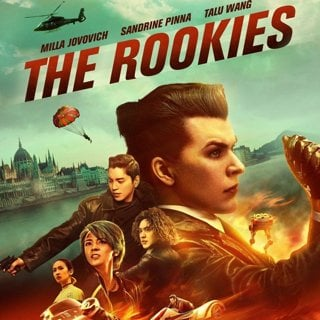 Poster of The Rookies (2021)