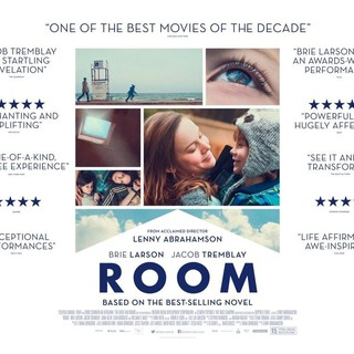 Poster of A24's Room (2015)