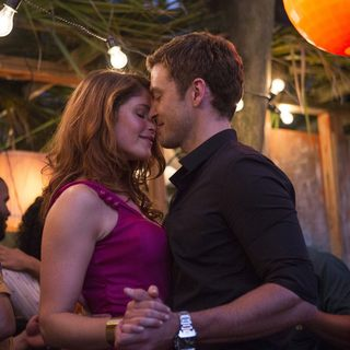 Gemma Arterton stars as Rebecca Shafran and Justin Timberlake stars as Richie Furst in 20th Century Fox's Runner, Runner (2013) - runner-runner10