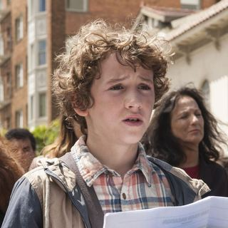 San Andreas - Art Parkinson stars as Ollie in Warner Bros. Pictures' San Andreas (2015)