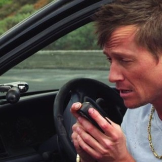 Corin Nemec stars as Jimmy Green in Little Dragon Productions' Sand Sharks (2012)