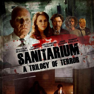 Poster of XYZ Films' Sanitarium (2013)
