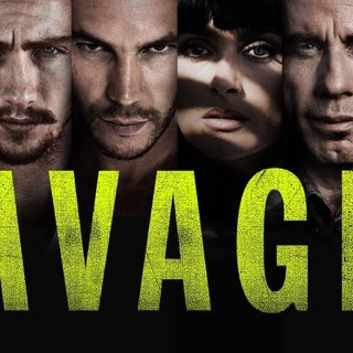 Poster of Universal Pictures' Savages (2012)