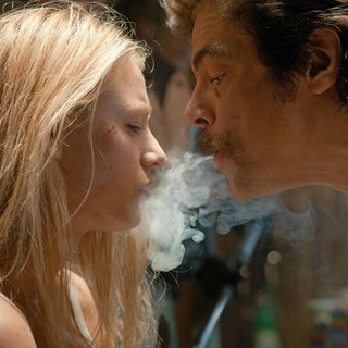 Blake Lively stars as O and Benicio Del Toro stars as Lado in Universal Pictures' Savages (2012)