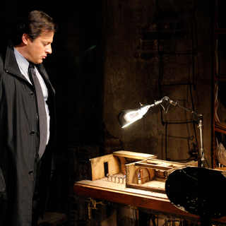 Costas Mandylor stars as Hoffman in Lionsgate Films' Saw V (2008). Photo credit by Steve Wilke.