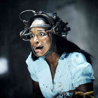 Saw VI - Tanedra Howard stars as Simone in Lionsgate Films' Saw VI (2009)