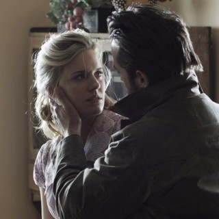 Maggie Grace stars as Laurie and Justin Chatwin stars as Hugh Jay Linder in No Coast Entertainment's The Scent of Rain and Lightning (2017) - scent-rain-lightning06