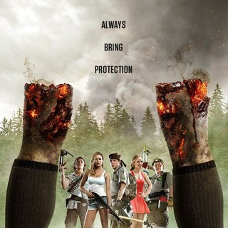 Poster of Paramount Pictures' Scout's Guide to the Zombie Apocalypse (2015)