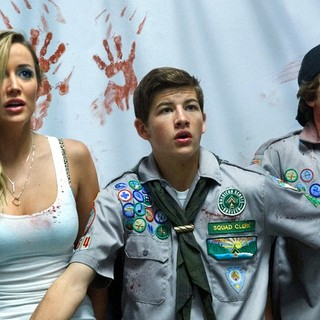 Tye Sheridan stars as Ben in Paramount Pictures' Scout's Guide to the Zombie Apocalypse (2015)