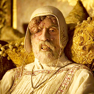 Christopher Lee stars as Cardinal D'Ambroise in Lionsgate Films' Season of the Witch (2010)