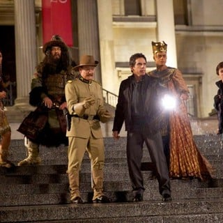 Night at the Museum: Secret of the Tomb photo