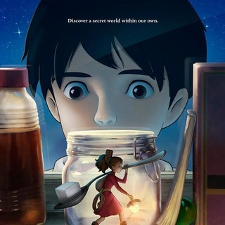 The Secret World of Arrietty Picture 11