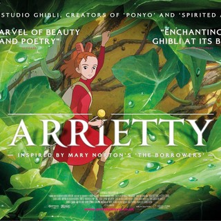 The Secret World of Arrietty Picture 12