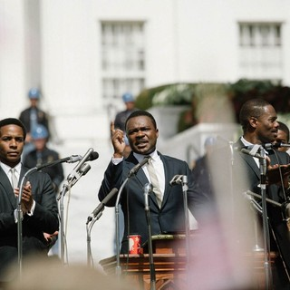 David Oyelowo stars as Martin Luther King Jr. in Paramount Pictures' Selma (2014)
