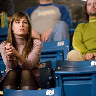 "Maura Tierney stars as ""Lynn"" in New Line Cinema's upcoming comedy, SEMI-PRO. Photo Credit: Frank Masi. - semi_pro10"
