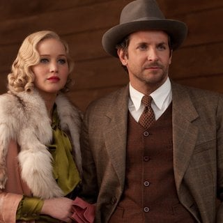 Jennifer Lawrence stars as Serena Pemberton and Bradley Cooper stars as George Pemberton in Studiocanal's Serena (2013)