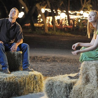 Lucas Black stars as Luke Chisholm and Deborah Ann Woll stars as Sarah in Utopia Pictures' Seven Days in Utopia (2011) - seven-days-in-utopia06
