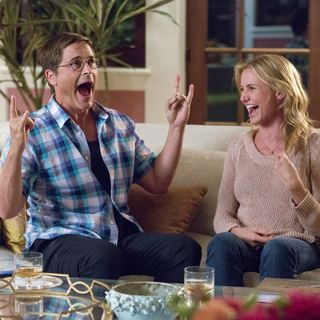 Rob Lowe stars as Hank and Cameron Diaz stars as Annie in Columbia Pictures' Sex Tape (2014) - sex-tape-image03